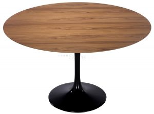 chair dining table eero saarinen style tulip table round swiveluk com