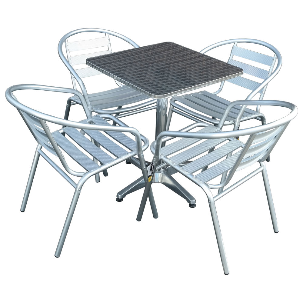 4 chair patio set