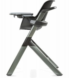 moms high chair moms high chair black grey
