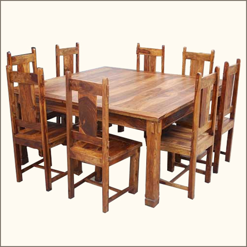 8 chair dining table set