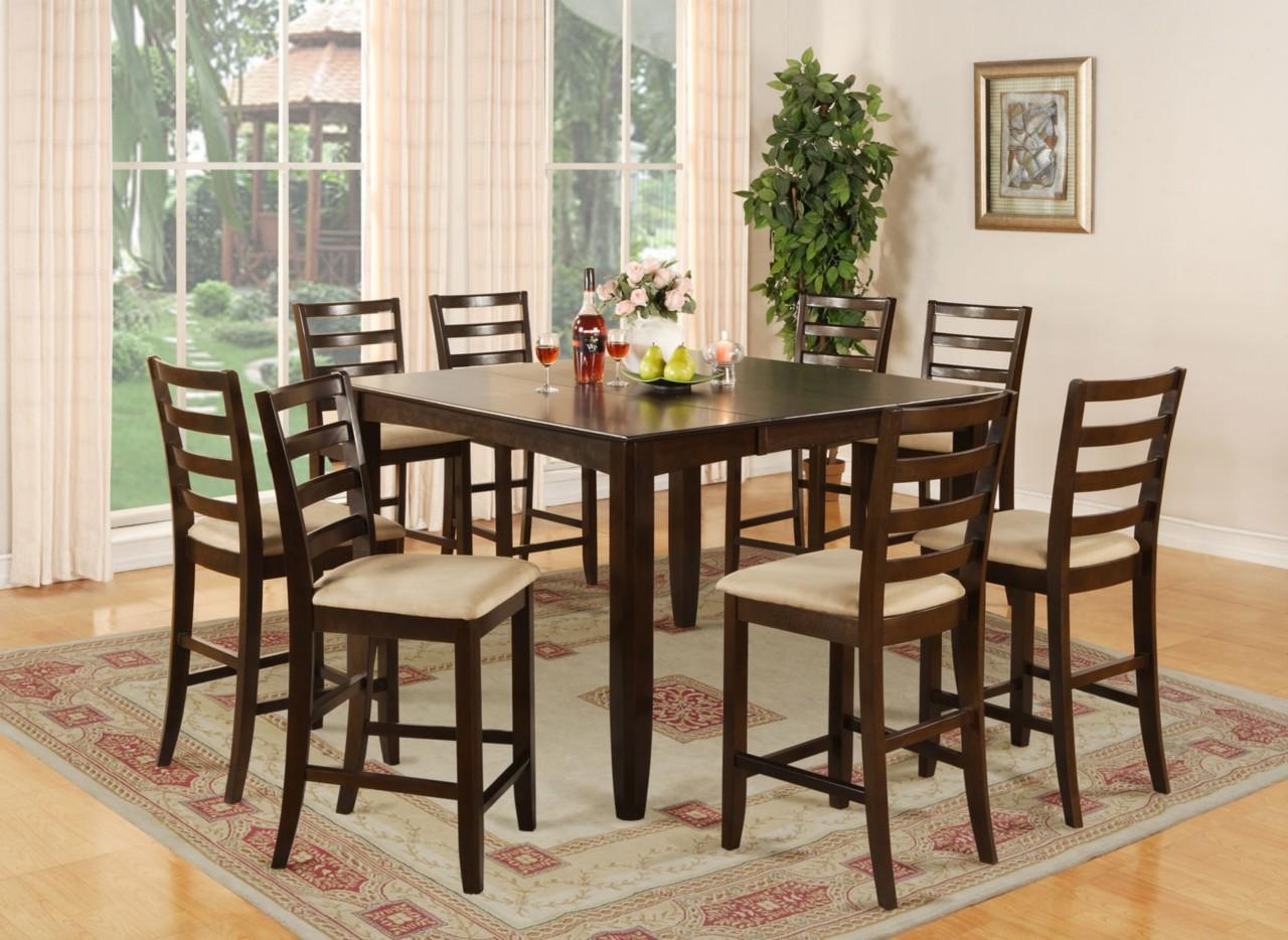 8 chair dinner table