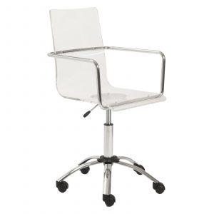 acrylic desk chair master:eus