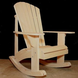 adirondack rocking chair plans il xn w
