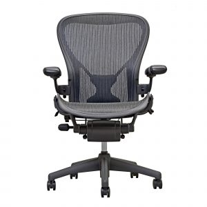 aeron chair review aeron chair by herman miller posture fit carbon