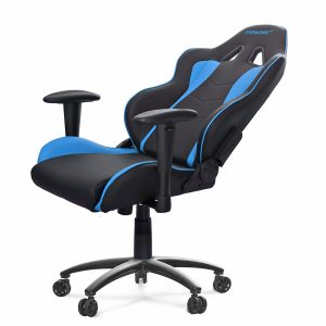 akracing gaming chair akrgcnitroblu