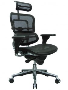 all mesh office chair eurotech ergohuman mesh x