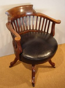 antique desk chair antique mahogany swivel desk chair antique chair l