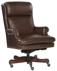 antique office chair hekman antique leather swivel office chair