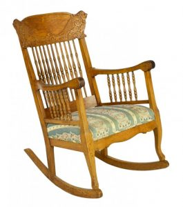 antique rocking chair styles l