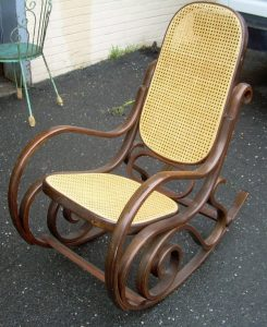 antique rocking chair styles ori thonet style rocking chair