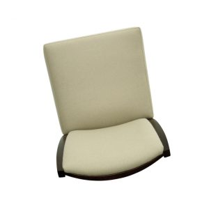 arm chair set harvey armless chair top view