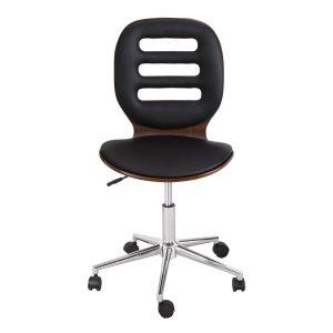 armless desk chair ch ()