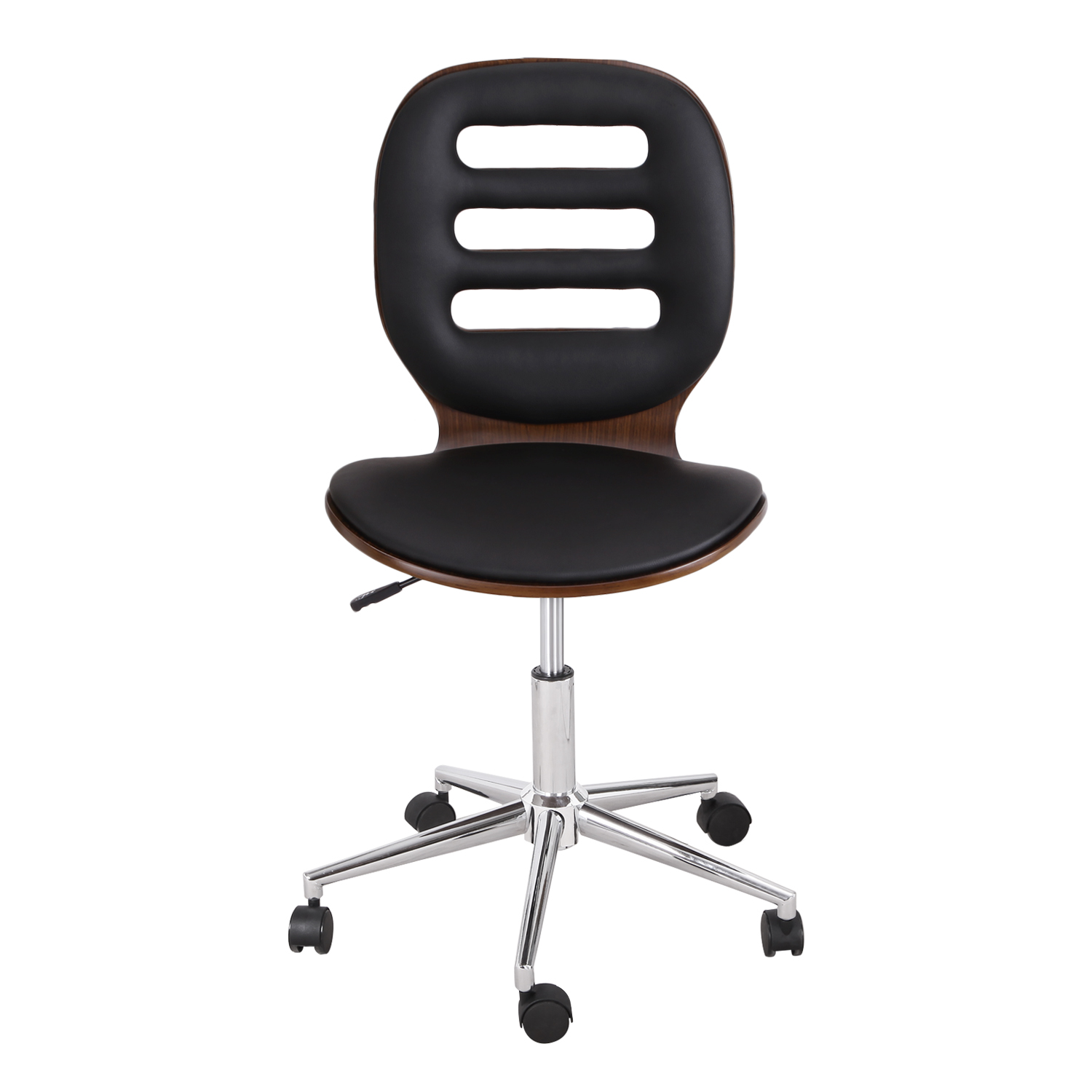 armless desk chair ch ()