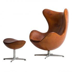 arne jacobsen egg chair l