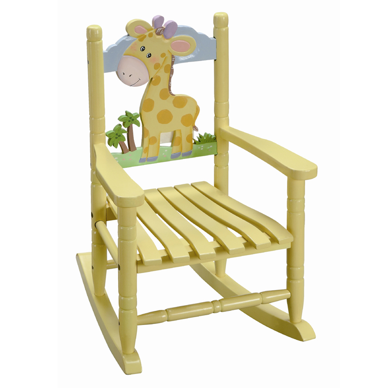 baby chair rocking baby giraffe rocking chair