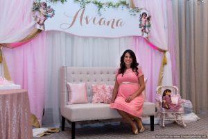 baby shower chair rental aviana