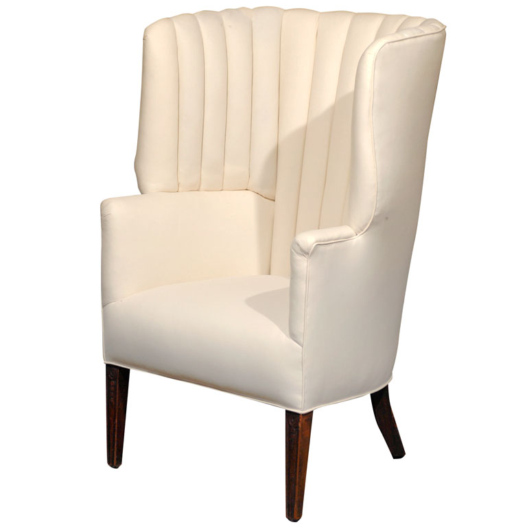 barrel back chair f