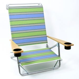 beach chair with cupholder file