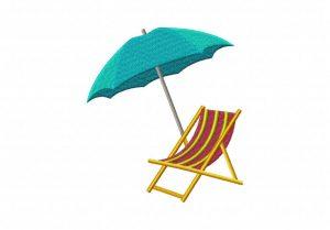 beach chair with umbrella beach chair and umbrella inch