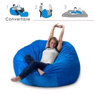 bean bag chair bed bean bag chair bed