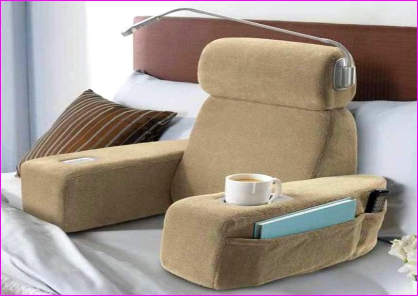 bed pillow chair