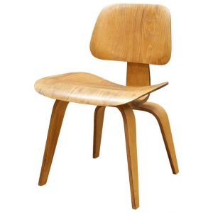 bent plywood chair l