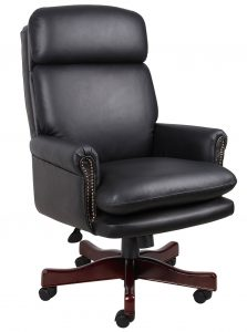 best executive chair boss top executive office chairs with traditional pillow