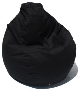black bean bag chair traditional bean bag chairs