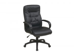 black leather office chair black leather executive chairs