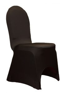 black spandex chair covers scubablackchaircoverl