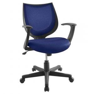 blue desk chair lumisource mesh blue desk chair