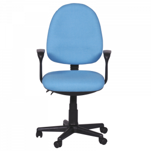 blue desk chair office chair carmen light blue