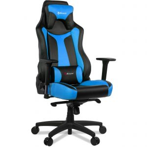 blue gaming chair arozzi vernazza bl vernazza gaming chair blue