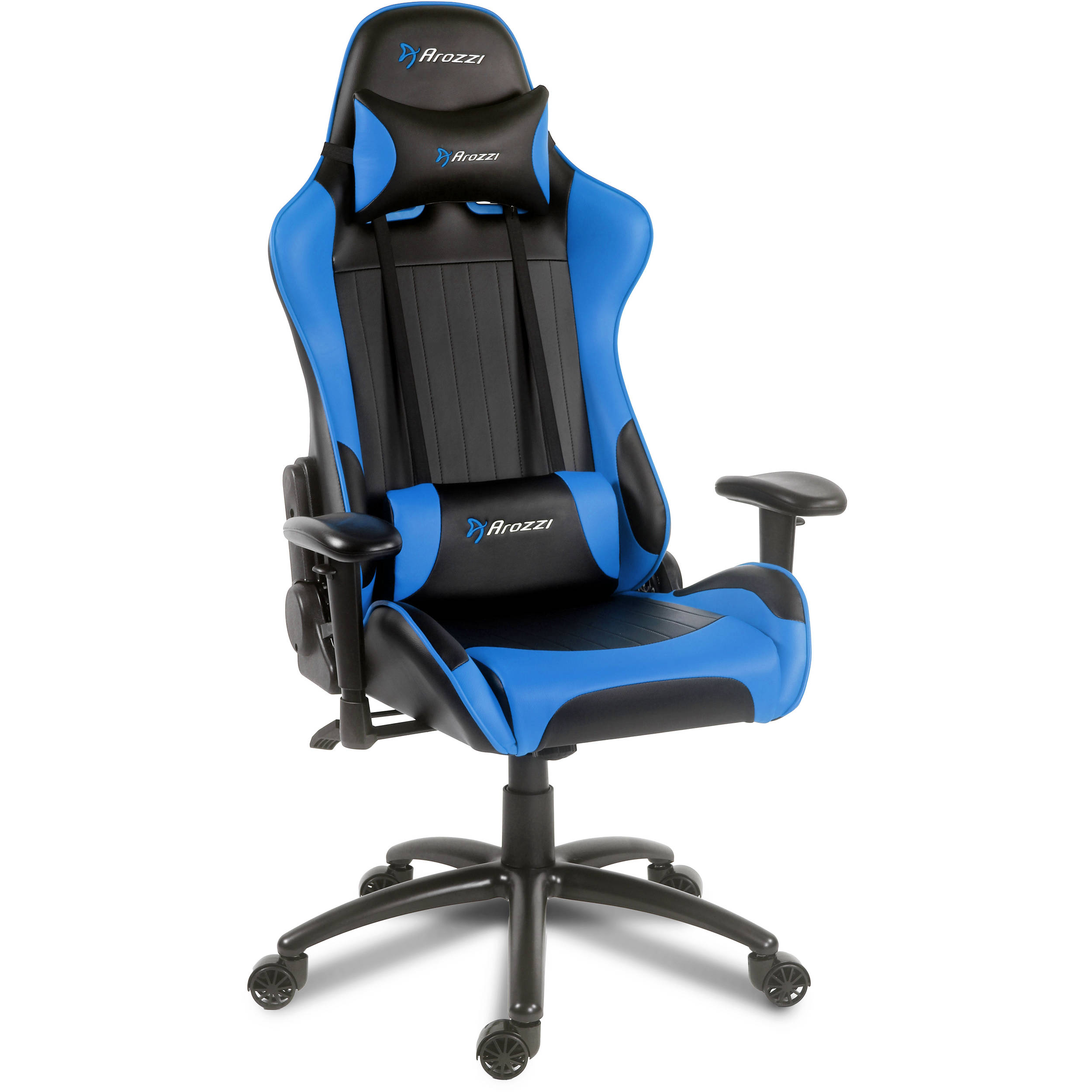 blue gaming chair
