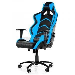 blue gaming chair gckr x