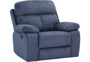 blue reclining chair lr rec corinne blue~corinne blue glider recliner