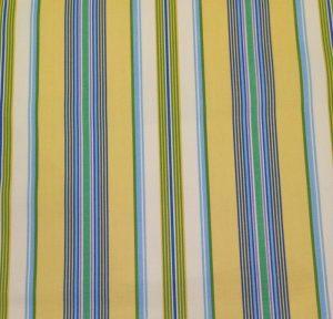 blue striped chair s l