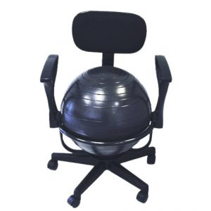 bouncy ball chair ball chair with arms
