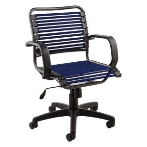 bungee desk chair flatbungeeofficechairnavy x