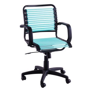 bungee desk chair flatbungeeofficechairturquoi