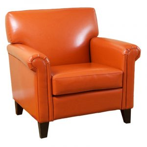 burnt orange chair master:bshd