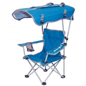 canopied beach chair kelsyus