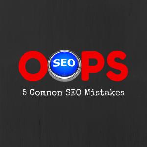 chair marketing common seo mistakes