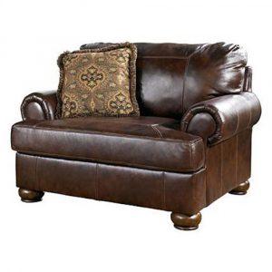 chair and a half ashley axiom chair and a half walnut x