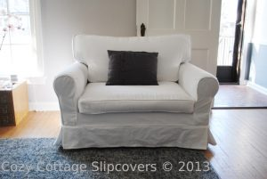 chair and a half slipcover bern