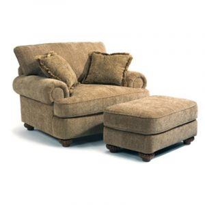 chair and ottoman patterson fabric chair ottoman