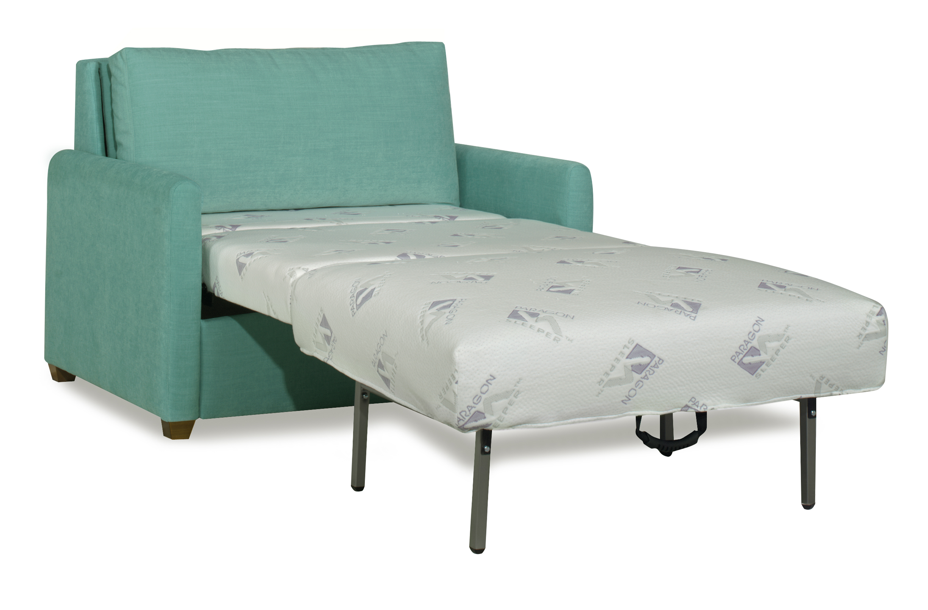 chair bed sleeper turquoise twin sofa sleeper chair