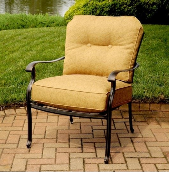 chair care patio lounge chair heritage agio replacement cushions