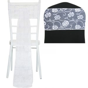chair cover and sash foccsra