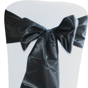 chair cover and sash sccs
